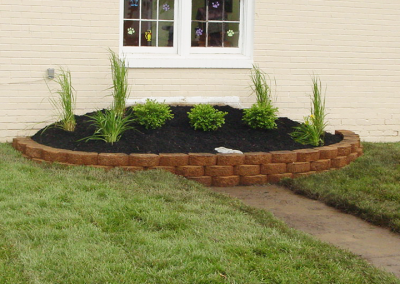 Landscaping Example by A Kut Above, Beavercreek, Ohio