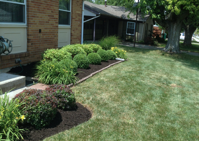 Home Mulch & Garden Care by A Kut Above in Beavercreek, Ohio Part 2