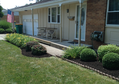 Home Mulch & Garden Care by A Kut Above in Beavercreek, Ohio