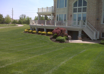 Gorgeous Lawn & Landscaping by A Kut Above in Beavercreek, Ohio