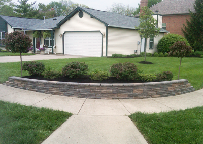 Hardscaping by A Kut Above in Beavercreek, Ohio