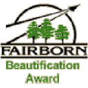 Fairborn Beautification Award